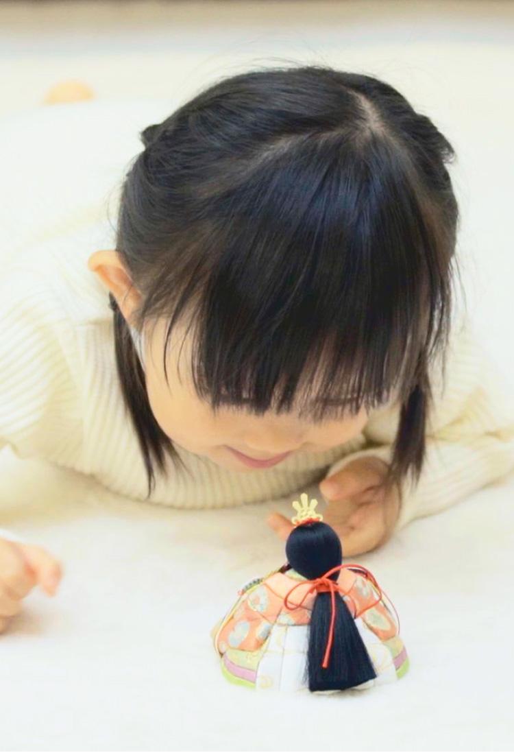 かがやき雛人形